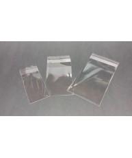 Bolsa de Plástico Polipropileno con Cierre Adhesivo 4x6